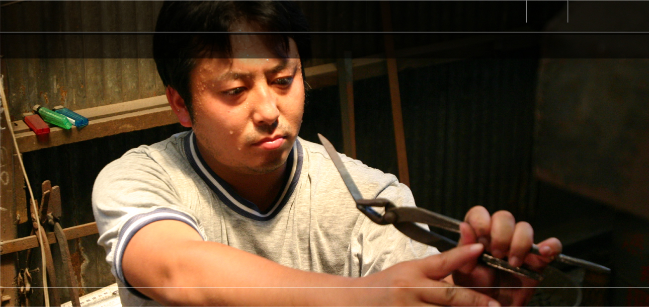 正次郎鋏刃物工芸 成田